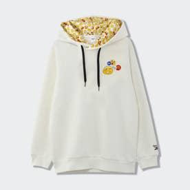 クラシックス エモジ フーディー / Classics Emoji Hoodie (ホワイト)