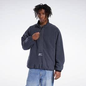 【CLASSIC x EightyOne】エイティワン フリース ジャケット / EightyOne Fleece Jacket (グレー)
