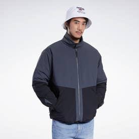 【CLASSIC x EightyOne】エイティワン ウーブン トラック ジャケット / EightyOne Woven Track Jacket (グレー)