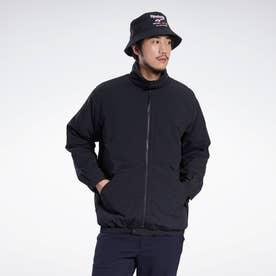 【CLASSIC x EightyOne】エイティワン ウーブン トラック ジャケット / EightyOne Woven Track Jacket (ブラック
