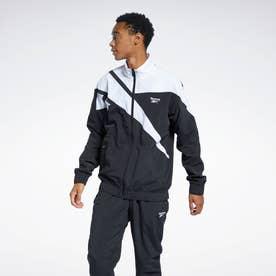 クラシックス ベクター トラック ジャケット / Classics Vector Track Jacket (ブラック)