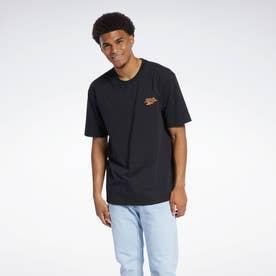カンフー・パンダ Tシャツ / Kung Fu Panda T-Shirt (ブラック)
