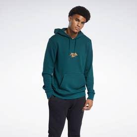 カンフー・パンダ スウェットシャツ / Kung Fu Panda Sweatshirt (グリーン)