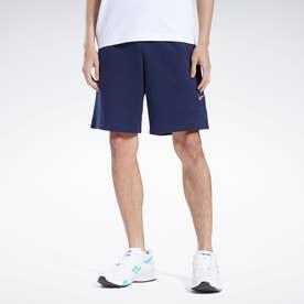 【2020秋冬】クラシックス PVT EMB スウェット ショーツ / Classics PVT EMB Sweat Shorts (ブルー)