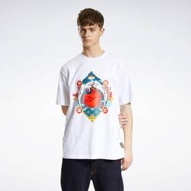 クラシックス CNY クレイン Tシャツ / Classics CNY Crane T-Shirt (ホワイト)