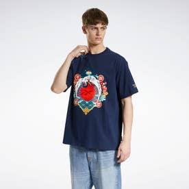 クラシックス CNY クレイン Tシャツ / Classics CNY Crane T-Shirt (ネイビー)