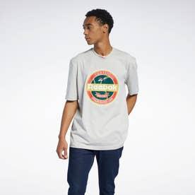 クラシックス グラフィック Tシャツ / Classics Graphic T-Shirt (グレー)