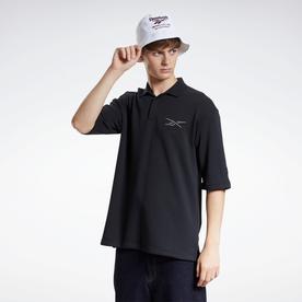クラシックス ポロ シャツ / Classics Polo Shirt (ブラック)