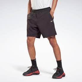 レズミルズR アスリート ショーツ / Les MillsR Athlete Shorts (ブラック)