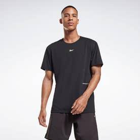 レズミルズR プレミア Tシャツ / Les MillsR Premier T-Shirt (ブラック)