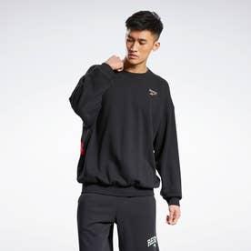 プレミアム ファンデーション フレンチテリー クルー スウェットシャツ / Premium-Foundation French Terry Crew Sweatshirt (