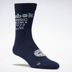 クラシックス ロードトリップ ソックス / Classics Road Trip Socks (ブルー)