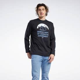 クラシックス キャンピング  グラフィック Tシャツ /  Classics Camping Graphic T-Shirt (ブラック)