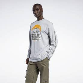 クラシックス キャンピング  グラフィック Tシャツ /  Classics Camping Graphic T-Shirt (グレー)