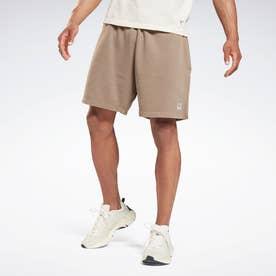 レズミルズR ナチュラルダイ コットンショーツ / Les MillsR Natural Dye Cotton Shorts (グレー)