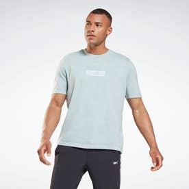 レズミルズR ナチュラルダイ ベクター Tシャツ / Les MillsR Natural Dye Vector T-Shirt (ブルー)