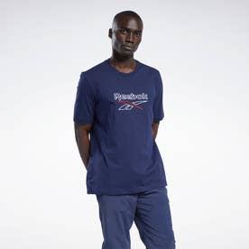 クラシックス ベクター Tシャツ / Classics Vector T-Shirt (ブルー)