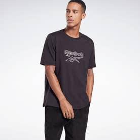 クラシックス ベクター Tシャツ / Classics Vector T-Shirt (ブラック)