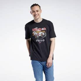 クラシックス インターナショナル Tシャツ /  Classics International T-Shirt (ブラック)