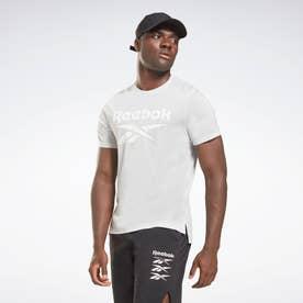 ワークアウト レディ スプレミアム グラフィック Tシャツ / Workout Ready Supremium Graphic Tee (グレー)