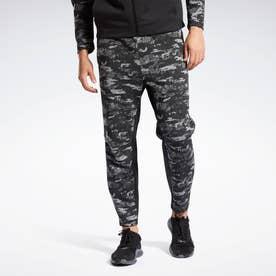 DMX トレーニング ハイブリッド カモフラージュ パンツ / DMX Training Hybrid Camouflage Pants (ブラック)