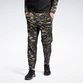DMX トレーニング ハイブリッド カモフラージュ パンツ / DMX Training Hybrid Camouflage Pants (グリーン)