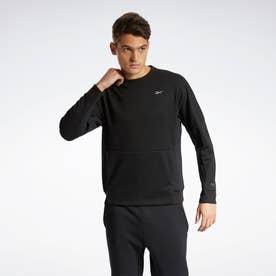 DMX トレーニング クルーネック スウェットシャツ / DMX Training Crewneck Sweatshirt (ブラック)