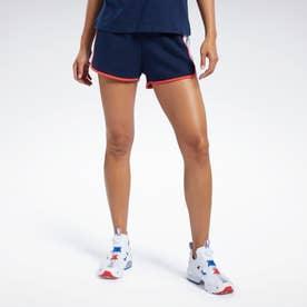 Reebokクラシックス リニア ショーツ / Classics Linear Shorts (ブルー)