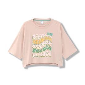 クロップド Tシャツ / W CL FTRS CROP TEE1 (ベージュ)