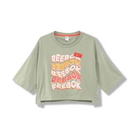 クロップド Tシャツ / W CL FTRS CROP TEE1 (グレー)