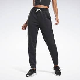 スタジオ レストラティブ フリース パンツ / Studio Restorative Fleece Pants (ブラック)