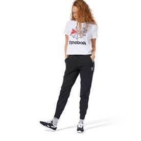 CL フレンチテリー パンツ (ブラック)