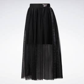 クラシックス FTRS スカート / W CL FTRS SKT (ブラック)