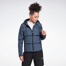 アウターウェア コア パッディド ジャケット / Outerwear Core Padded Jacket (ブルー)