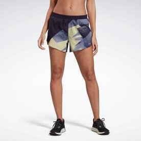 ランニング エッセンシャルズ ショーツ / Running Essentials Shorts (パープル)
