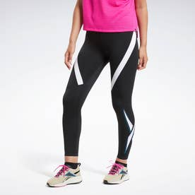 ワークアウト レディ ベクター レギンス / Workout Ready Vector Leggings (ブラック)