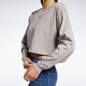 クラシックス コットン 長袖Tシャツ / CL F V COTTON LONGSLEEVE (グレー)