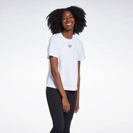 クラシックス ロゴTシャツ / CL F SMALL LOGO TEE (ホワイト)