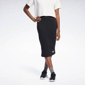 クラシックス スカート / CL WDE SKIRT (ブラック)