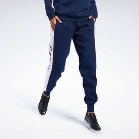 クラシックス リニア フリース パンツ / Classics Linear Fleece Pants (ネイビー)