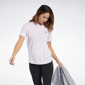 トレーニング エッセンシャルズ イージー Tシャツ / Training Essentials Easy Tee (ピンク)