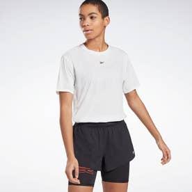ユナイテッド バイ フィットネス パーフォレーテッド Tシャツ / United By Fitness Perforated Tee (ホワイト)