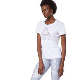 ランニング グラフィック Tシャツ (ホワイト)