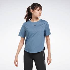 ユナイテッド バイ フィットネス パーフォレーテッド Tシャツ / United By Fitness Perforated Tee (ブルー)