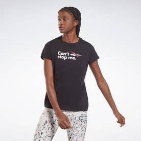 トレーニング エッセンシャルズ グラフィック Tシャツ / Training Essentials Graphic T-Shirt (ブラック)