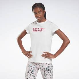トレーニング エッセンシャルズ グラフィック Tシャツ / Training Essentials Graphic T-Shirt (ホワイト)