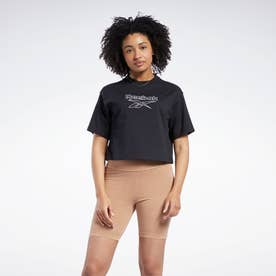 クラシックス ビッグ ロゴ Tシャツ / Classics Big Logo T-Shirt (ブラック)