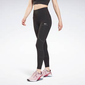 Lux パフォーム ハイライズ パーフォレーテッド レギンス / Lux Perform High Rise Perforated Leggings (ブラック)