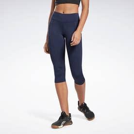 ワークアウト レディ パント プログラム カプリタイツ /  Workout Ready Pant Program Capri Tights (ブルー)