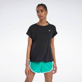 ワークアウト レディ スプレミアム ディテール Tシャツ / Workout Ready Supremium Detail Tee (ブラック)
